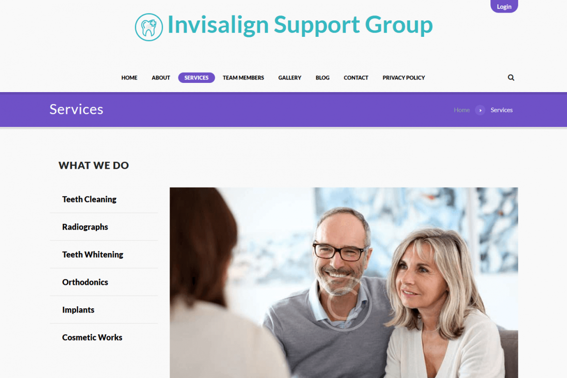 invisalignsupportgroup.com-services